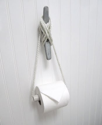 boat cleat as hook