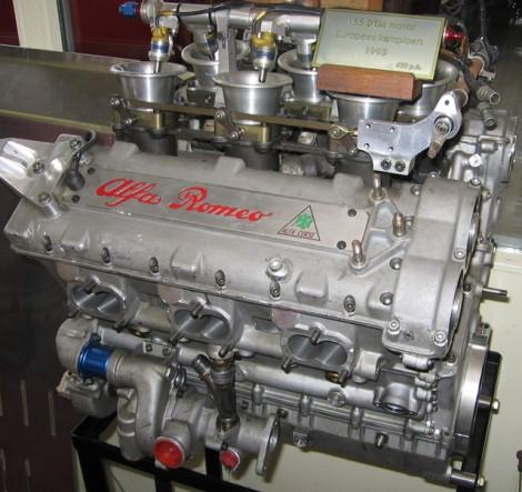 O ALFA ROMEO 155 V 6 Ti DO DTM AUTOentusiastas Classic