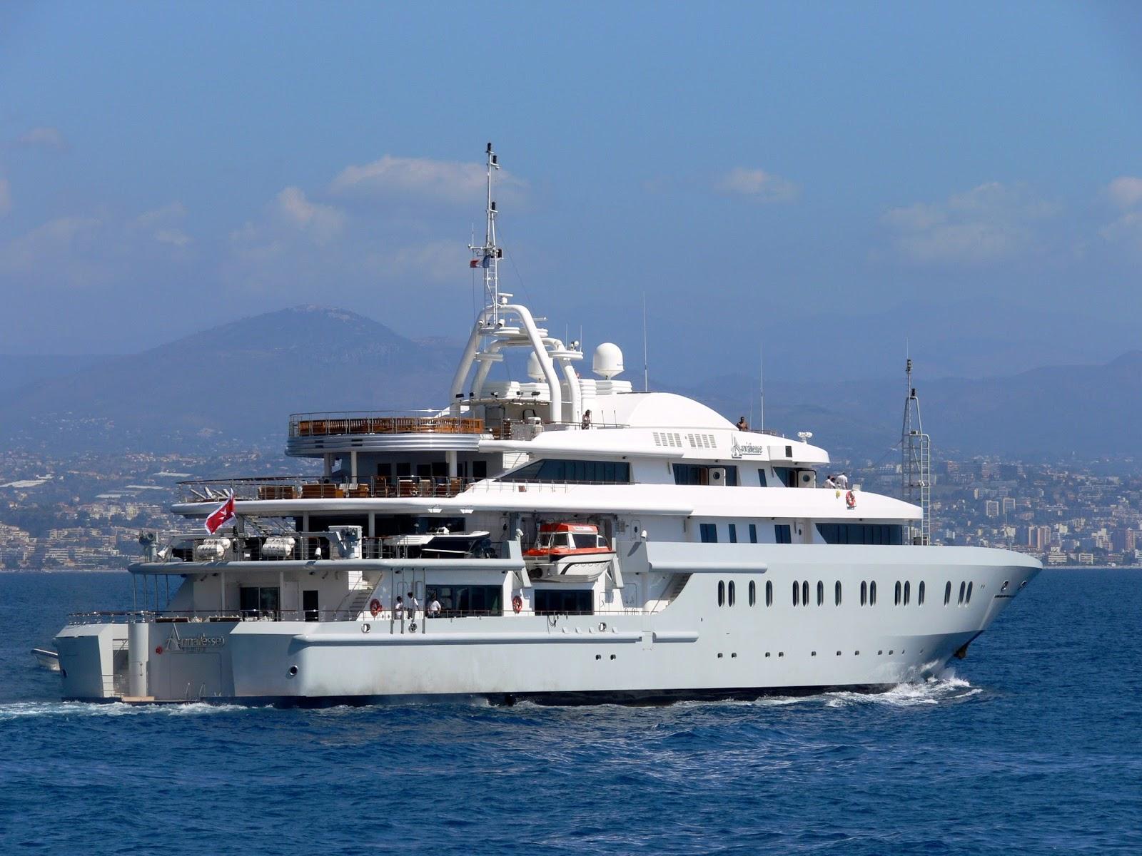 Megayacht DELMA