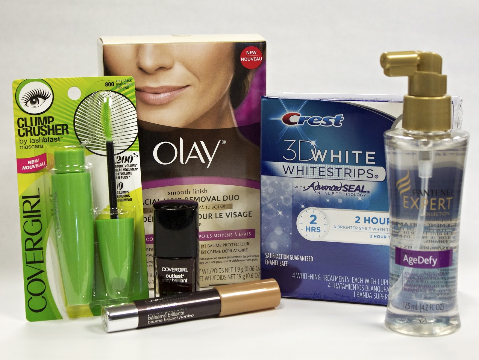 Walgreens Beauty Prize Pack