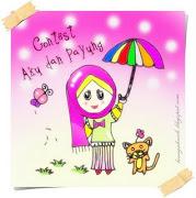 Contest Aku Dan Payung
