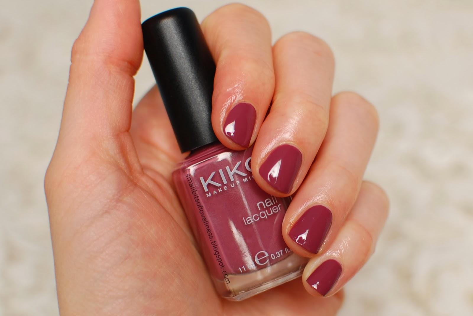 Kiko Dark Antique Pink, 317