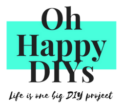Oh Happy DIYs
