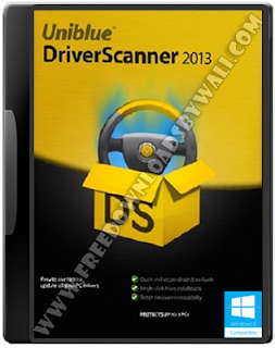 Uniblue DriverScanner 2013 With Serial Key