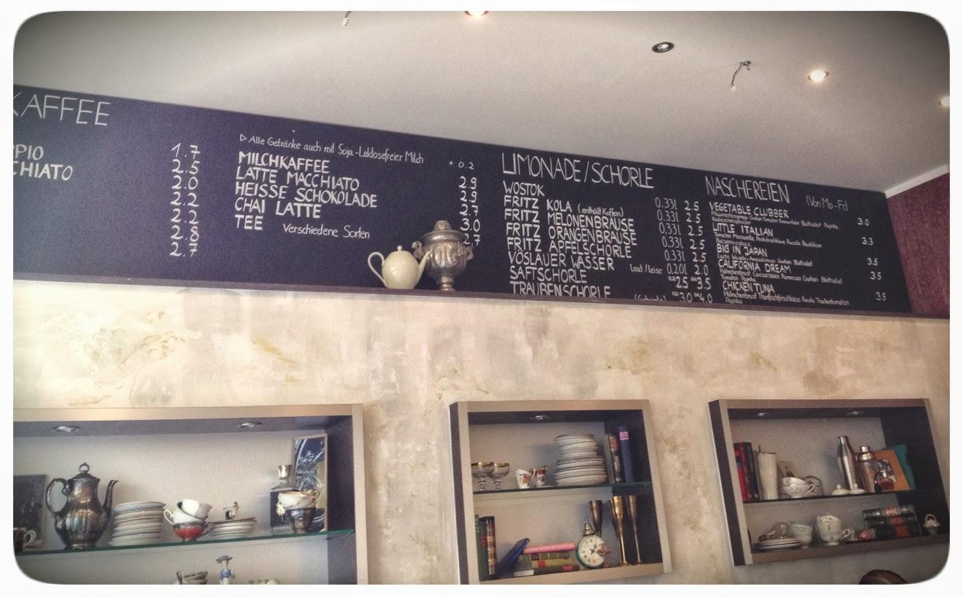 gassenzauber: Café Wohlleben - Wenns mal schön perfekt sein soll