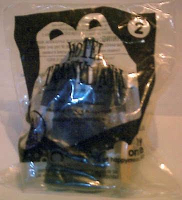 Fall Apart Frankie from McDonald's Hotel Transylvania Happy Meal still in package