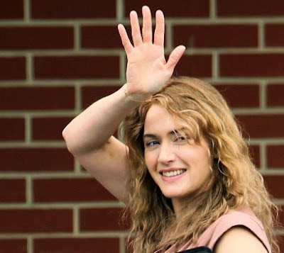 Kate Winslet beautiful rare photo