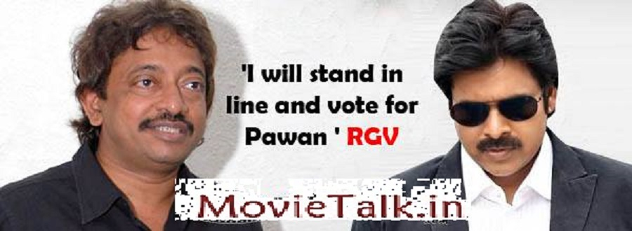 RGV Tweets on Pawan Kalyan