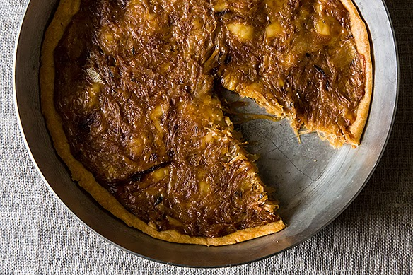 http://food52.com/recipes/10177-french-onion-tart