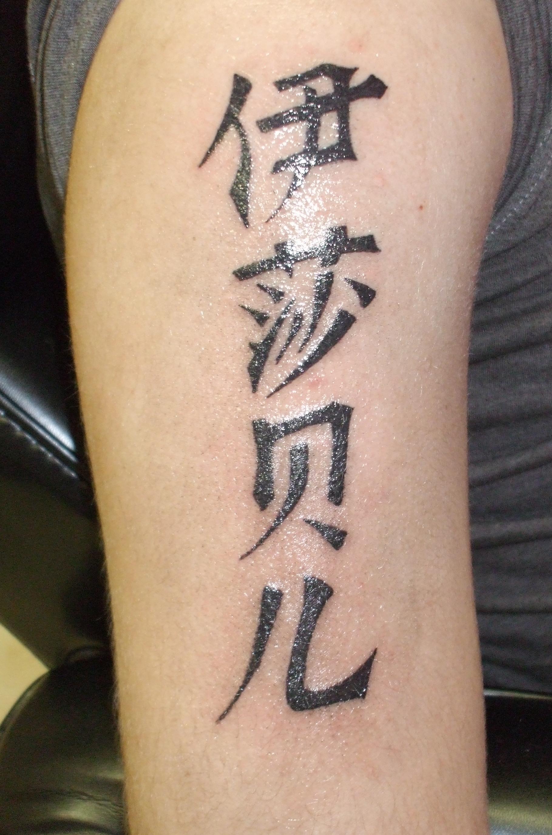 Model de tatouage ecriture - Calligraphie tatouage prenom ...