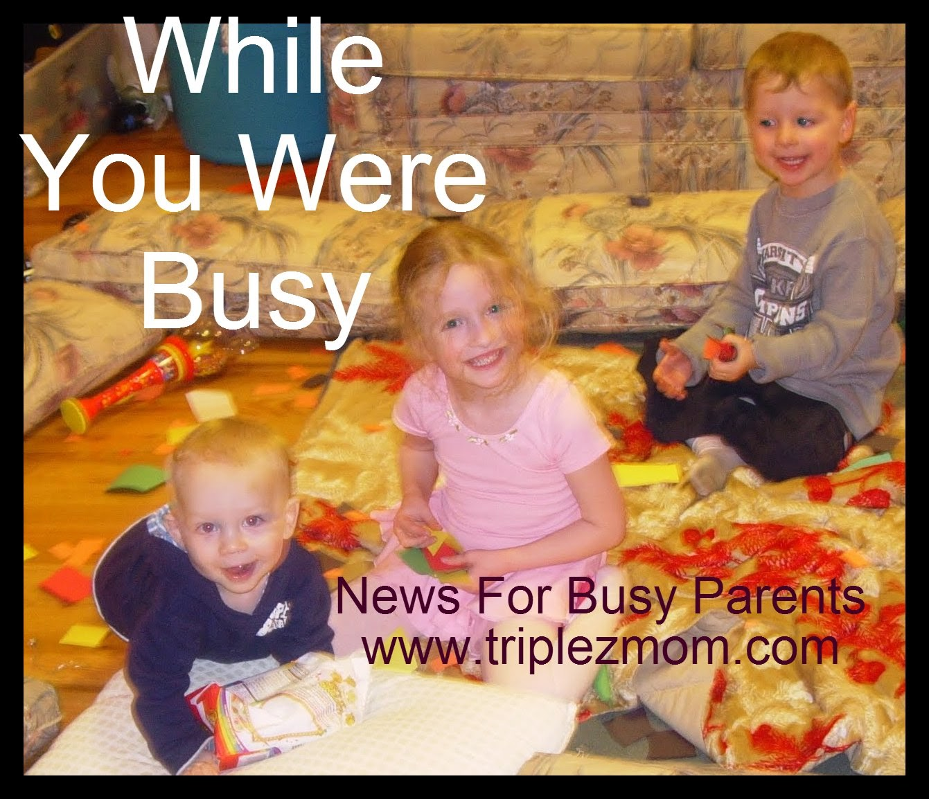 Kids Parents Mess News Life