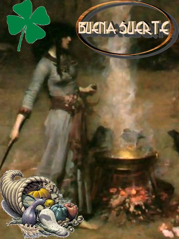 Ba ode santa barbara para buena suerte - Rituales para atraer la buena suerte ...