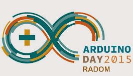 Oficjalna strona Arduino Day 2015 w Radomiu