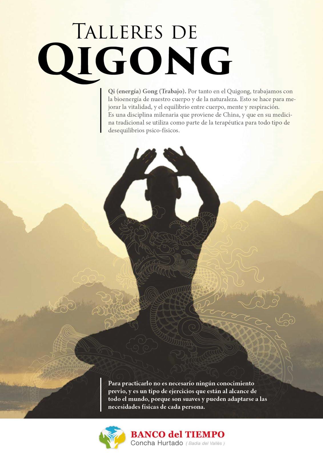 Taller de Qigong