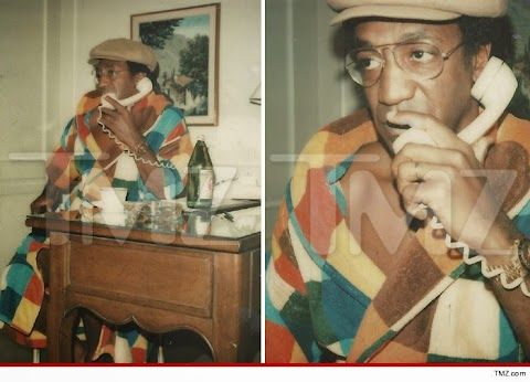 Photo Of Bill Cosby on the Night Of Alleged Janice Dickinson Rape Surfaces