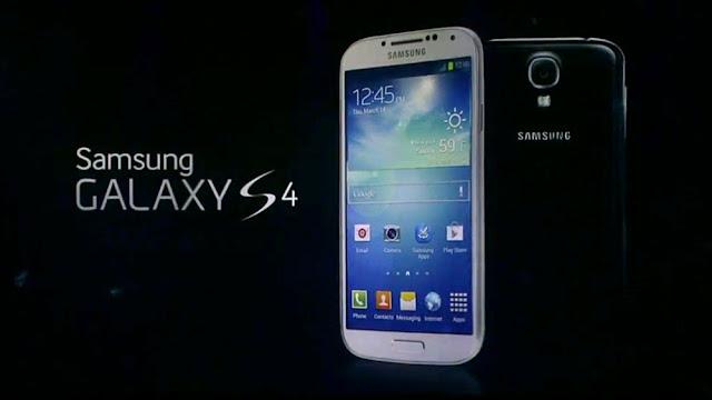 Spesifikasi dan Harga Samsung Galaxy S4 Terbaru 2013