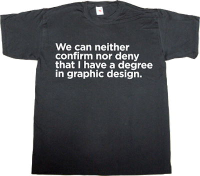 graphic design degree fun cia autobombing t-shirt ephemeral-t-shirts