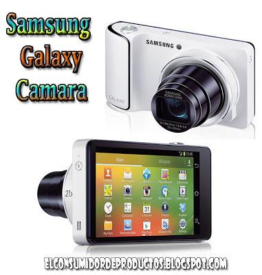 Presentación Samsung GALAXY Camera con descuento Street Day Barcelona y Madrid