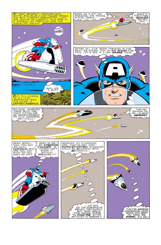 Captain America (1968) Issue #323 #251 - English 4