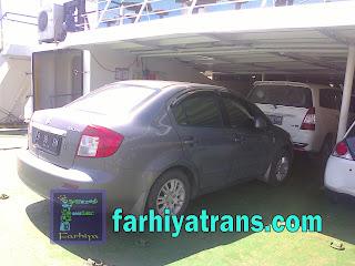 pengiriman kendaraan dengan kapal laut