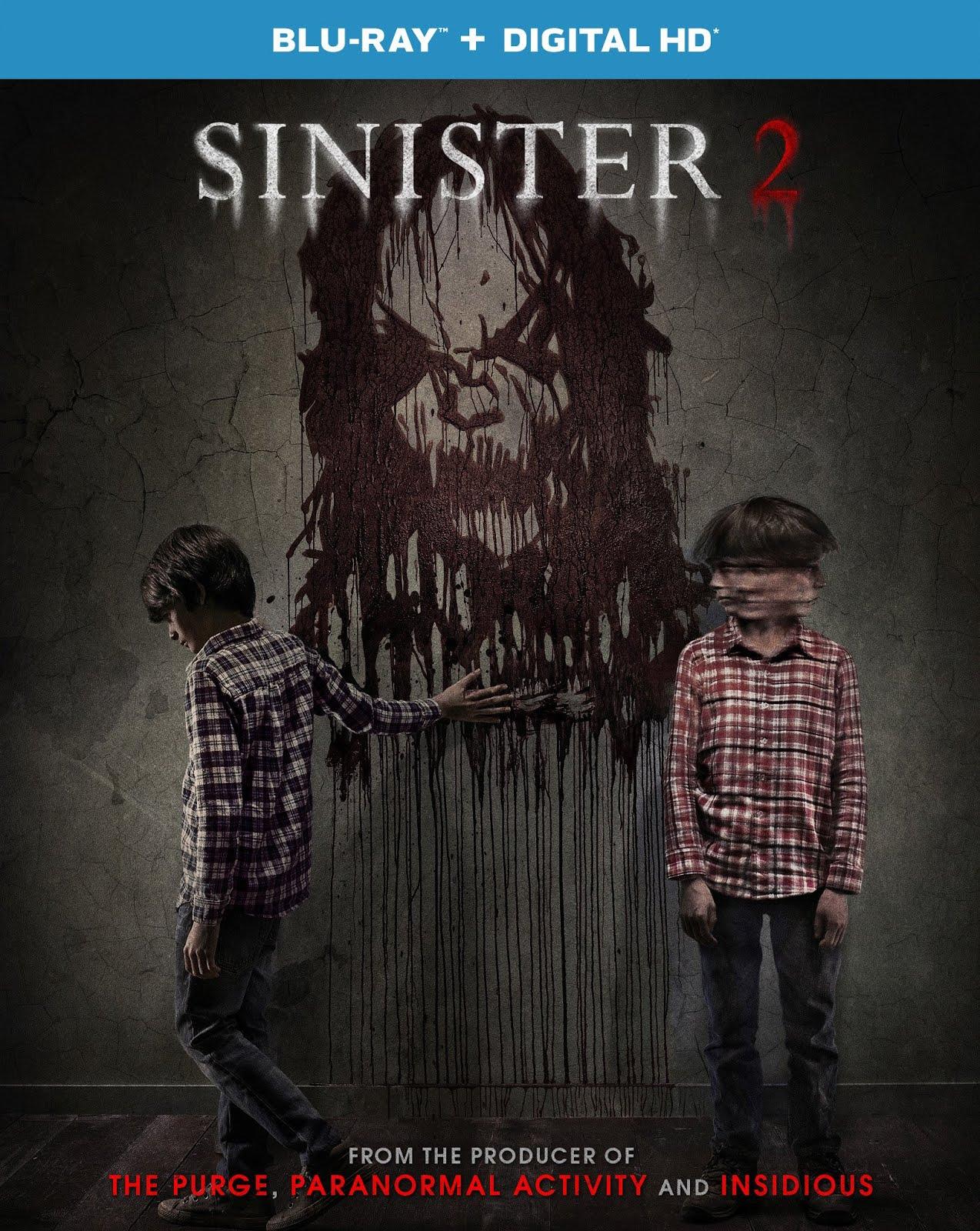 Siniestro 2(Sinister) - 2015 [HD] [720p] [Latino]
