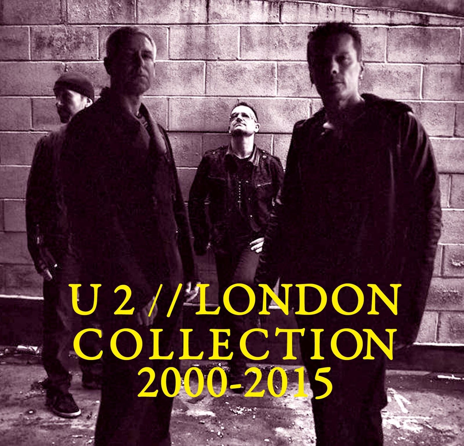 U2 - Collection 2000