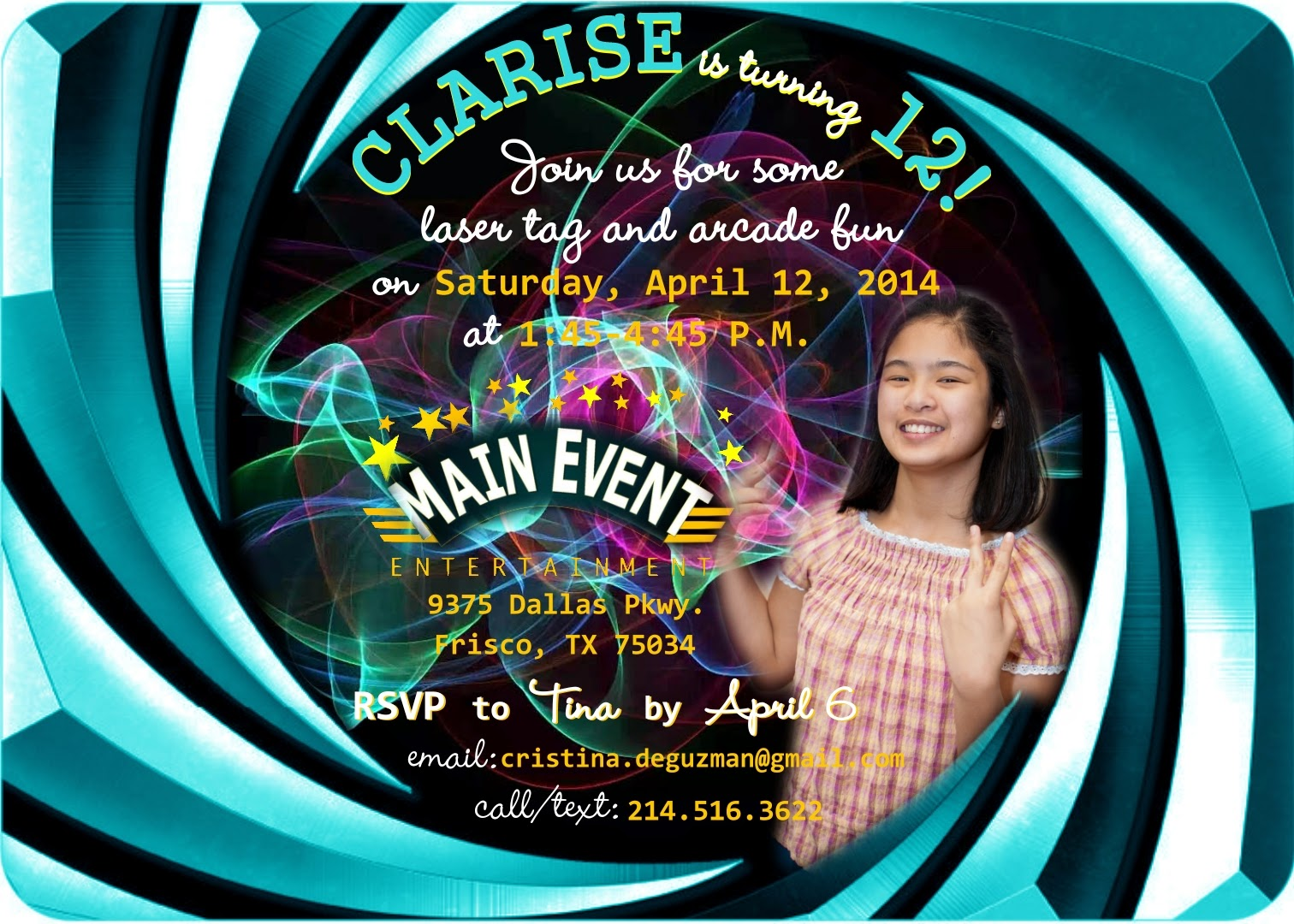 Party Birthday Invitations is perfect invitations template