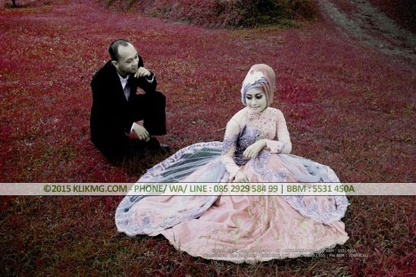 Dibuang Sayang Dari Proses Pernikahan DELA & TEFUR + Prewedding - Foto oleh : KLIKMG Fotografer Purwokerto / Fotografer Banyumas