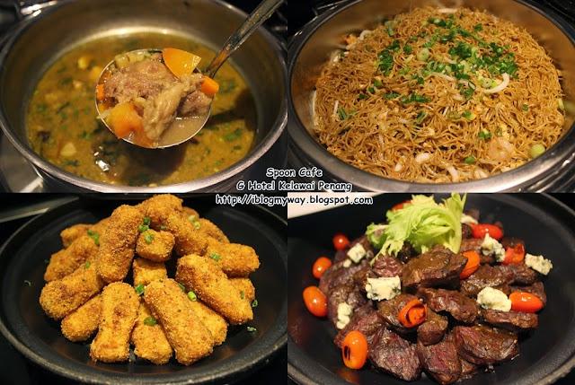 Spoon Cafe @ G Hotel Kelawai Penang