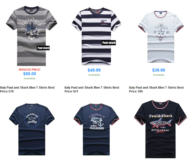 Neuf Paul Shark Chemises vente en ligne