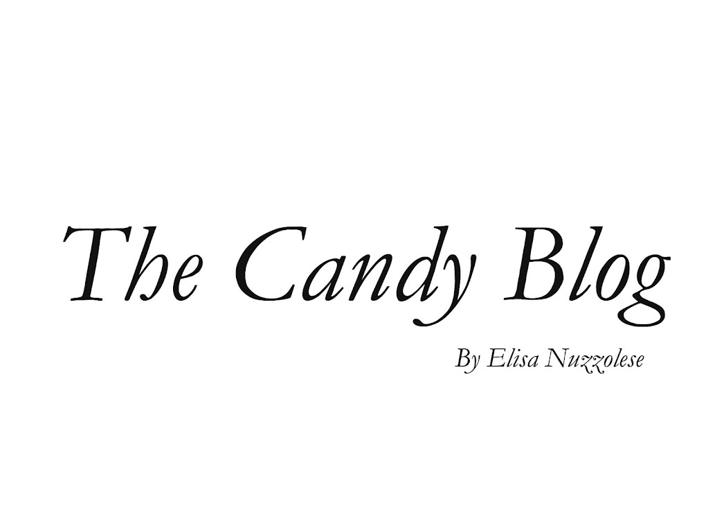 The Candy Blog