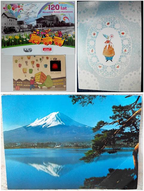 carte postale, potcrossing, bullelodie