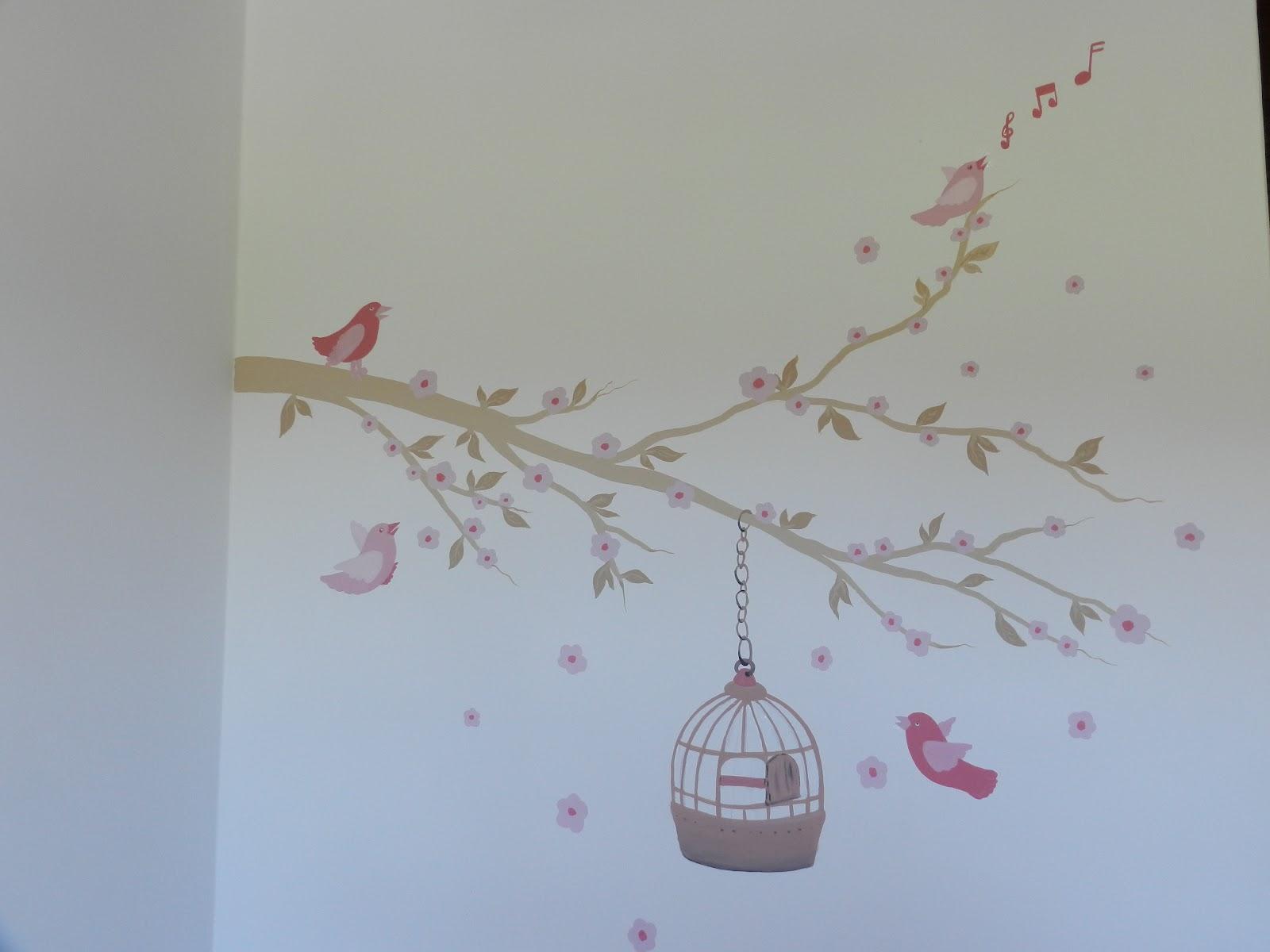 Gildazio Carreiro Pintura de Adesivo para quarto de bebê