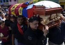 Muerte simpatizante Oficialismo