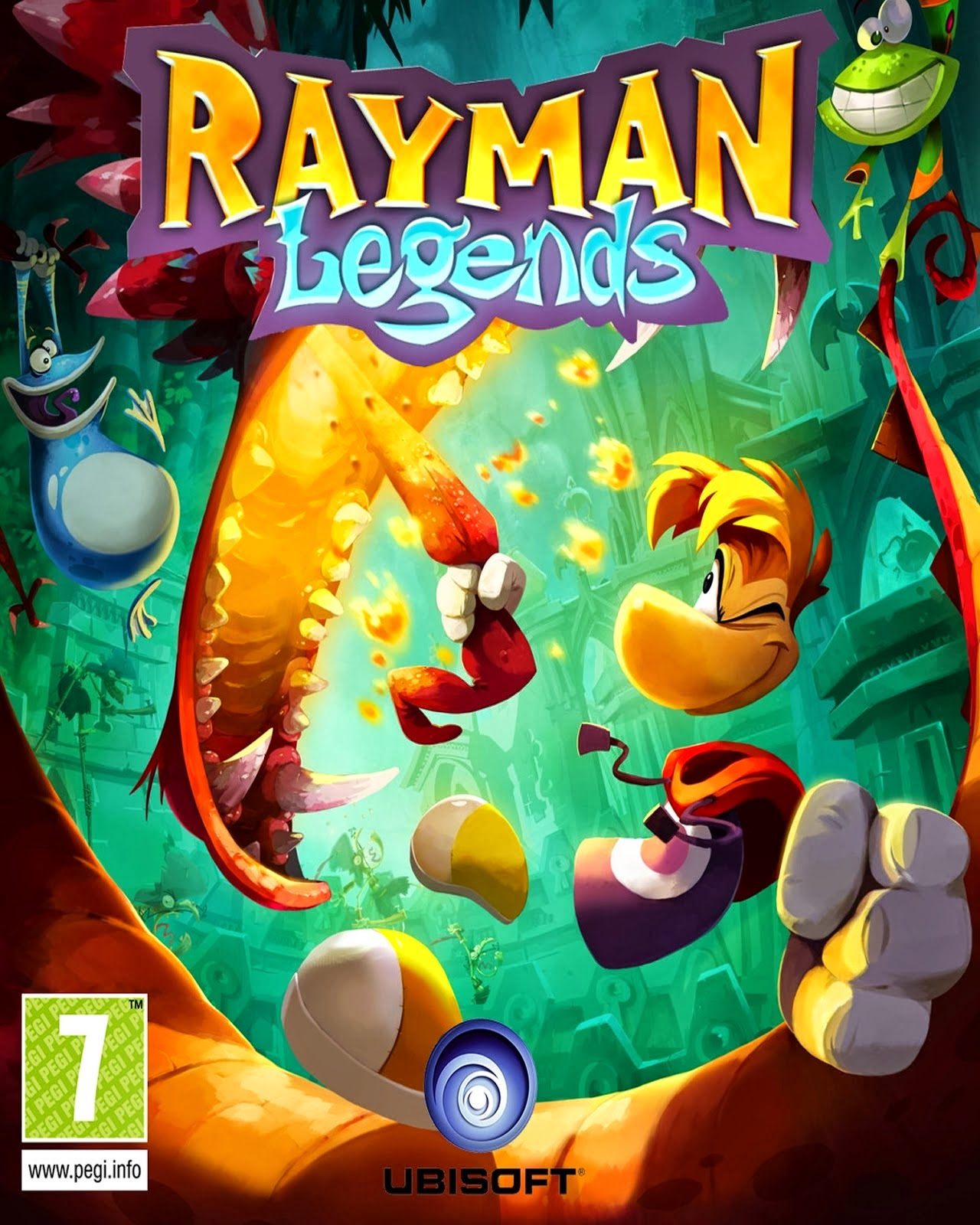 Rayman Legends Reloaded Direct Links Games For Gamers Zone