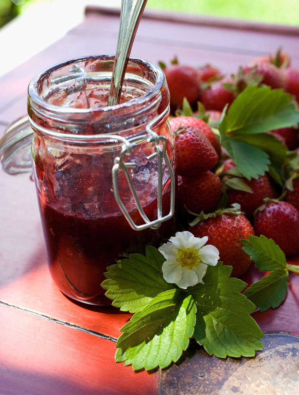 ... Paracord Project: How to Make No Pectin Jam + Strawberry Jam Recipe