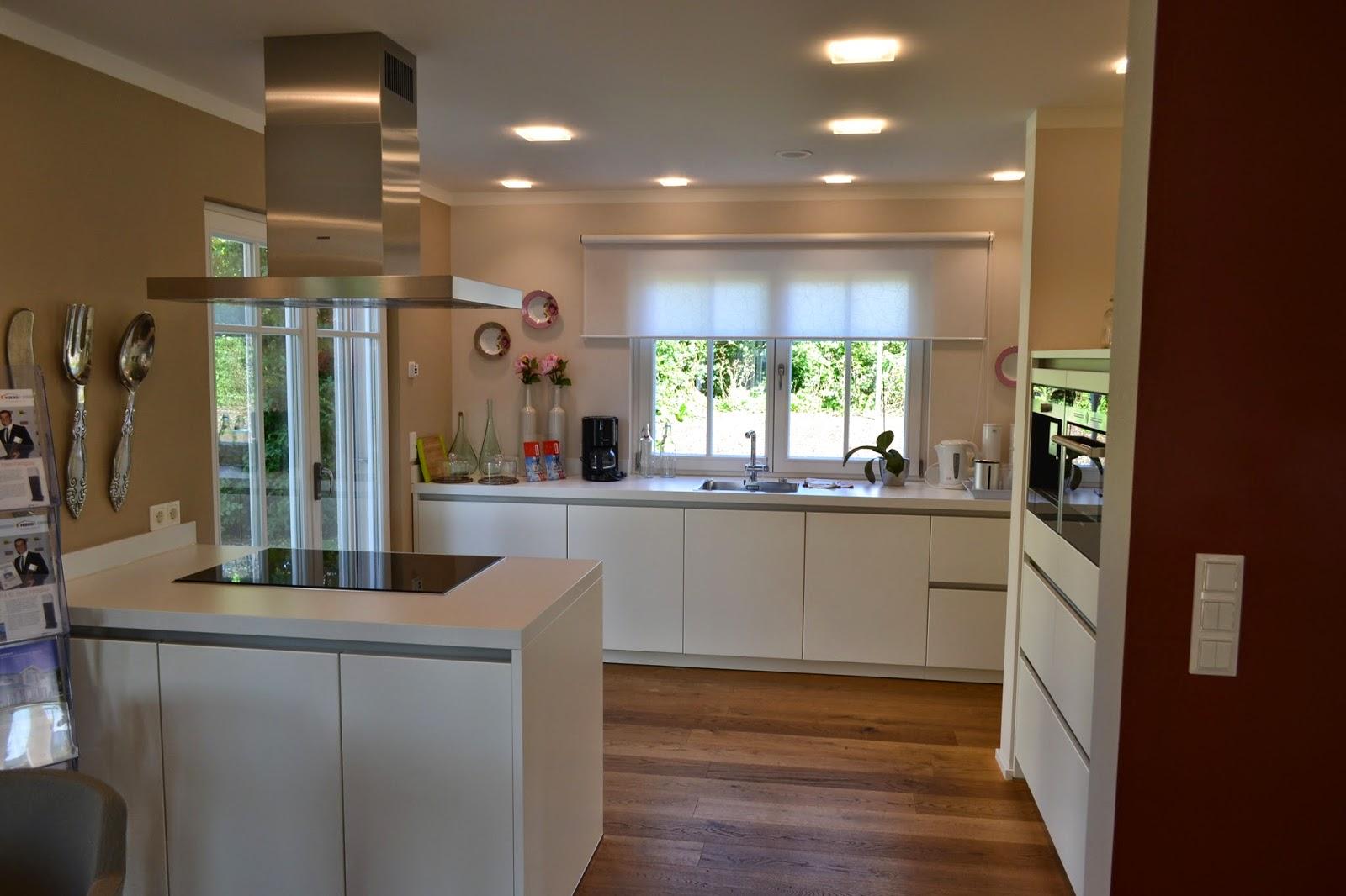 Musterhaus inneneinrichtung küche  Einmal Eigenheim, bitte!: Oktober 2014