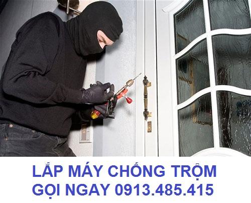 Hưng Phú Thái chuyên lắp máy báo trộm
