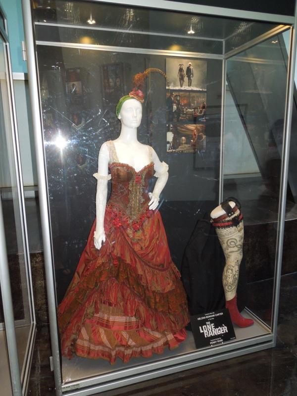 Helena Bonham Carter costume Lone Ranger