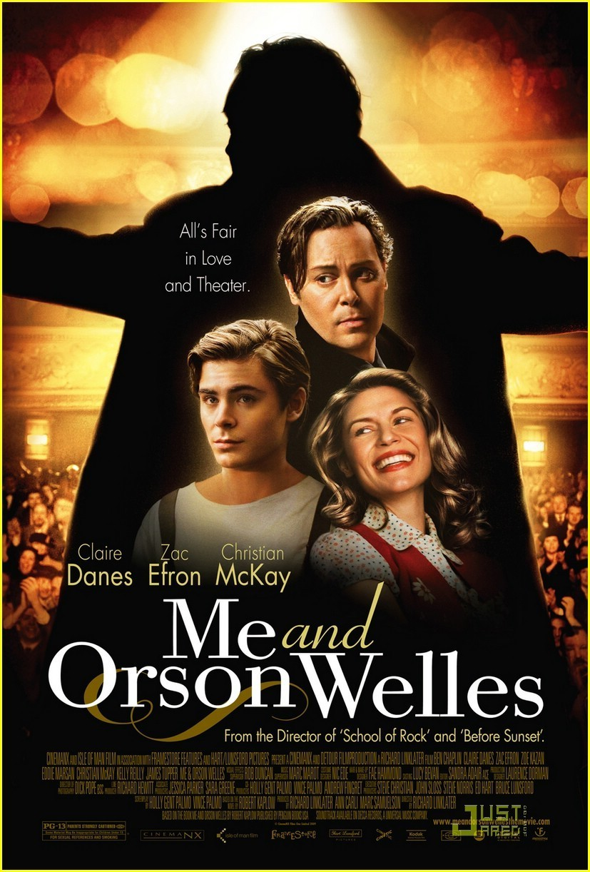 [MULTI] Me And Orson Welles (2008) [FRENCH] [DVDRiP]