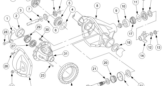 Ford F350 Interior Parts Diagram Manual Guide