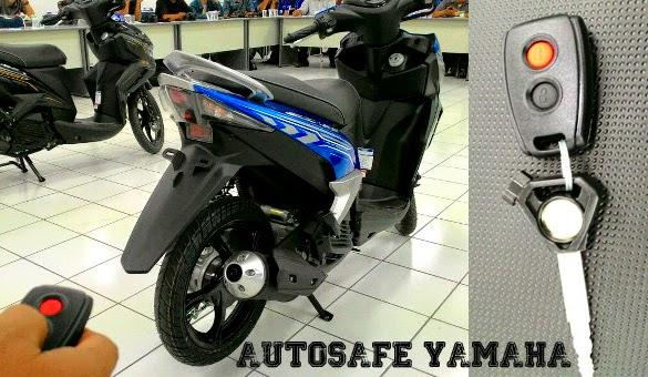 Perangkat Keamanan Autosafe Anti Maling Motor Yamaha