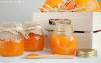 Mermelada de naranja con zanahorias