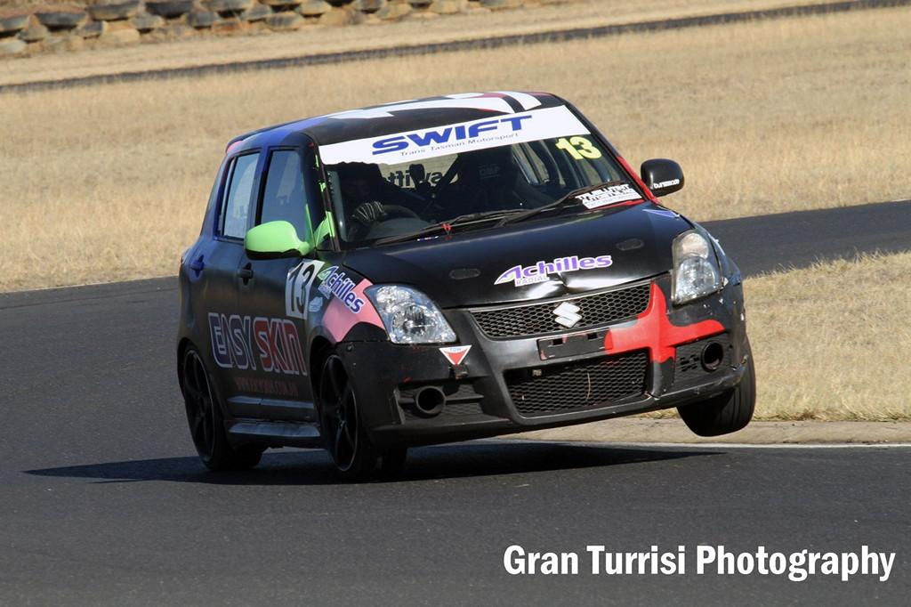 Australian Swift Racing Series, japońskie samochody