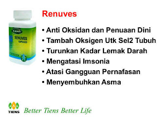 RENUVES CAPSULES (PEMBERSIH)
