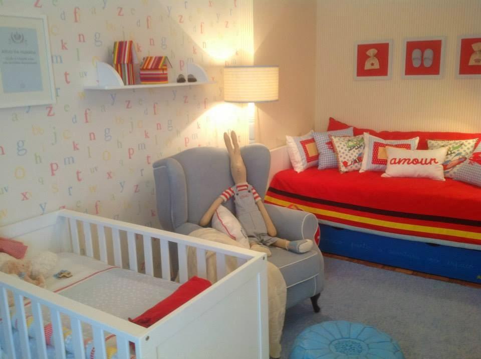 Bricolage e Decoração Decoração de Quarto de Bebé eou Criança pela Decorado