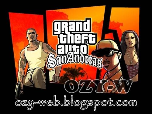 Free Download Game GTA San Andreas Full Version