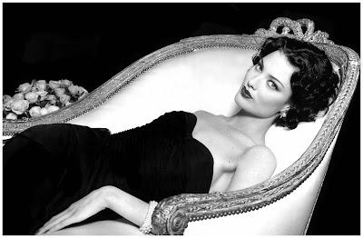 Patrick Demarchelier photographie de mode Vanessa lekpa romantique féminin sensuel