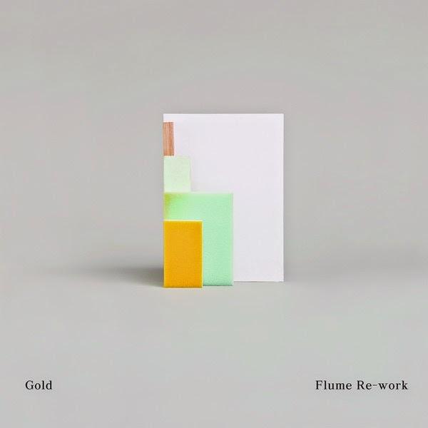 Chet Faker - Gold (Flume Re-Work) - Single Cover