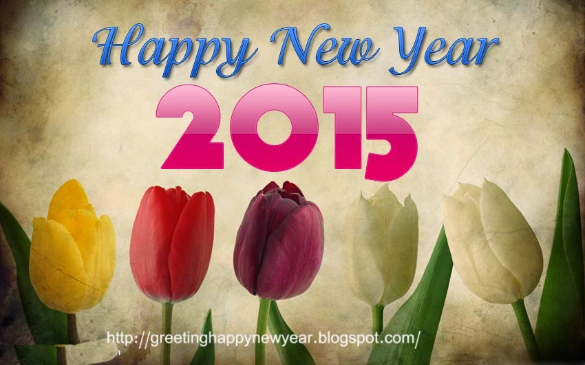Greeting Happy New Year 2015 HD – Download Great Wallpapers